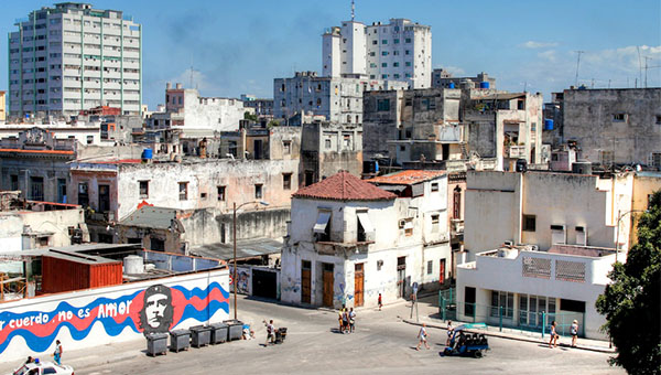 Unrest in Cuba: An Online Audio Discussion Hosted by the Guarini Institute